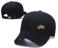 letras de remache de acrílico al por mayor-gorra de béisbol 100% Algodón Icono de gorras de lujo Sombreros de marca de bordado para hombres mujeres diseñador ny snapback sombrero baloncesto visera gorra hueso casquette