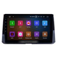corolla radio gps großhandel-10,1 Zoll Android 9.0 GPS Navi Auto Stereo für 2019 Toyota Corolla mit WiFi Bluetooth Unterstützung Auto DVD OBD2 Lenkradsteuerung 3G 1080P