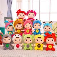 ingrosso giocattoli di qualità per i bambini-8 pollici bambola di alta qualità 12 stelle segno bambole compleanno regalo di natale animali di peluche giocattoli di peluche regali per giocattoli per bambini