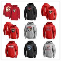 Wholesale man blue hoody for sale - Group buy Men s Florida Panthers Jaromir Jagr Red Sport Hoody Primary Pullover Hockey Hoodies long Sleeve Outdoor Wear printed Logos
