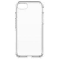 étui iphone rose clair achat en gros de-Coque Symmetry Clear Series Sleek Protection pour iPhone 6S Plus, iPhone 7 Plus, coques en cristal, édition limitée, rose gris, noir