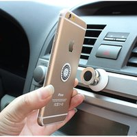 Wholesale dashboard magnetic phone holder for sale – best HOT sale Magnetic Car Cell Phone Mount Holder Universal Degree Car Dashboard Cellphone stand Holder cheap for iPhone X XR samsung xiaomi