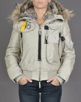 casaco de pele verde marinho venda por atacado-Novo estilo 2019 revestimentos Jacket Big Fur mulheres de Down Parka Inverno Ártico Marinha Parka Preto Verde Vermelho externas Hoodies frete grátis DHL