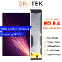 Wholesale huawei tablets pc online – SRJTEK quot For Huawei MediaPad M5 LCD Display SHT AL09 SHT W09 Matrix Touch Screen Digitizer Tablet PC Panel Sensor Glass