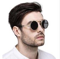 gafas de sol de marca china al por mayor-Gafas de sol de lujo de las nuevas ventas calientes del desgaste de la moda para las gafas de sol de la marca del diseñador de las gafas del hombre de la mujer de China