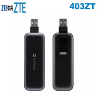 envio gratuito de zte venda por atacado-ZTE Softbank 403ZT 4G LTE USB Dongle Cat6 300 Mbps Modem USB 4G 4G USB de Banda Larga Móvel MODEM Frete Grátis