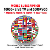 Wholesale google skype for sale - Group buy IP Box TV Subscription with live French USA CA UK Germany Italy Spain Portugal Abonnement For smart tv Mag Android tv box