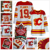 Wholesale sean monahan jersey resale online - 2019 Calgary Flames Heritage Classic Jersey Mark Giordano Johnny Gaudreau Mikael Backlund Elias Lindholm Lucic Sean Monahan Tkachuk Talbot