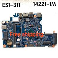mini dizüstü için anakartlar toptan satış-ACER ES1-311 Laptop anakart Için 14221-1 M 448.03404.001 M anakart 100% tam çalışma test