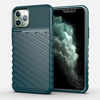rüstungsreihe fall großhandel-Für iphone 11 Pro Max Fall Donner Series Silikon-Rüstungs-Kästen für Samsung Galaxy Note 9 Plus S10 S10e