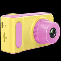 Wholesale Children Toy inch Camera Kids Digital Camera p HD Large Screen Mini Camera Toy Children Birthday Gift Educational Toy
