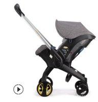 neugeborenes auto großhandel-Kinderwagen 3 in 1 Mit Autositz Baby Bassinet Hochlandscope Folding Carriage Prams für Neugeborene Landscope 4 in 1