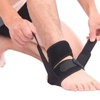 Wholesale adjustable ankle support resale online - Adjustable Sports Ankle Support Breathable Elastic Ankle Brace Wrap Pad Protection Foot New