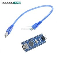 Wholesale Freeshipping Nano V3 Mini USB Driver V M Micro Controller Board Nano CH340 g V3 For Arduino With Usb Cable Atmega328P AU