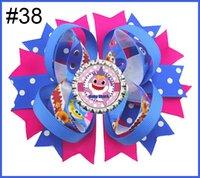 bonecas para cabelo venda por atacado-Frete grátis 5 pcs Dos Desenhos Animados Do Bebê Tubarão arcos de cabelo Com o Bebê arcos Tubarões bonecas grampos menina cabelo arcos Para Crianças menina cabelo acessórios