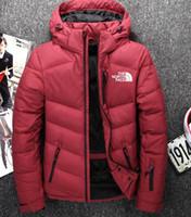 коричневый розовый пиджак оптовых-2019 зима пуховик молния с капюшоном ветрозащитный высокое качество теплый пуховик повседневная Спорт на открытом воздухе пуховик
