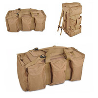 Wholesale 70L Tactical Backpack Military Bags Camping Mountaineering Hiking Backpack Men Bag Quality D Nylon Tactical Sport Bag Handbag