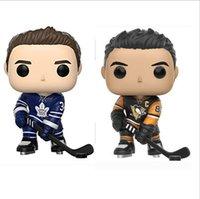 ingrosso mani di hockey-Hockey Funko POP Ice Star Star Model mano ufficio Cinnacle Crosby Matthews