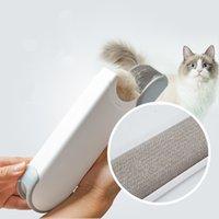 kıyafetler için fırçala toptan satış-Lint Yapıştırma Rulo Yapışkan saç fırçalar kedi yapışkan elbise temizleme talaşı saç fırçası kedi yüzer saç kürk fırçalar sökücü pet malzemeleri