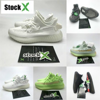 Adidas Yeezy 350 V2 slipper air jordan boost supreme off white asics vans basketball designer shoes platform Kanye West Clay True Form hyperspace 3 Mt