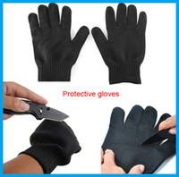 Back To Search Resultssports & Entertainment 3 Pair Cut Proof Stab Protect Stainless Steel Wire Outdoor Gloves Cut Metal Mesh Butcher Anti-cutting Breathable Gloves Fc Cheap Sales 50% Outdoor Tools