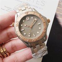 relógios transparentes de cinto de aço venda por atacado-Mens clássico relógios de grife movimento automático relógio de cinto de aço de luxo relógio profissional de volta transparente top relógios de pulso