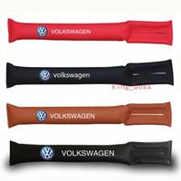 Wholesale vw beetle seat resale online - Car Styling Seat Slot Plug Stopper Gap Filler Spacer Padding For Volkswagen VW Polo Golf Beetle MK2 MK3 MK4 MK5 MK6 Bora CC Passat Sticker