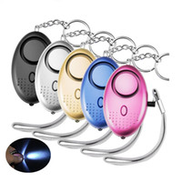 Wholesale ball alarm for sale - BRELONG mini portable oval keychain self defense alarm anti wolf alarm horn and siren Suitable for people of all ages