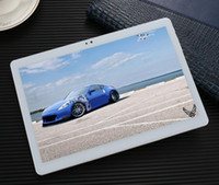 ingrosso android tablet grigio-XD Plus Android 4G LTE 10.1 schermo tablet mutlti touch Android 9.0 Octa Core Ram 6GB ROM 64GB Fotocamera 8MP Wifi 10 pollici tablet pc