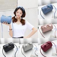 tasarımcı çantalı omuz çantaları toptan satış-Kadınlar Mini çanta 5 renkler Bayanlar CrossBody Çanta Tote Messenger Satchel çantalar Tasarımcı Omuz Çantası Yastık çanta JY340