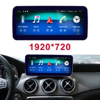 ingrosso touch screen per cruscotto auto-Display WiFi RAM 4G per Mercedes Benz Classe A 2013-2015 Autoradio Navigazione radio stereo Sostituzione del lettore multimediale del cruscotto