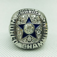 Wholesale dallas cowboys christmas resale online - 1971 dallas cowboy world Championship Rings sport rings