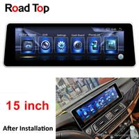 Wholesale bmw build resale online - 15 quot Android Car Radio GPS Navigation Head Unit Screen for BMW F10 F11 i i i i i i d d d d d
