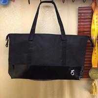 sacos de ombro pretos do couro envernizado venda por atacado-Preto clássico Famoso moda C Mulheres encerado couro bolsa de ombro saco de compras bolsa para senhoras coletar itens de design de luxo