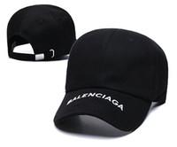 tasarımcı erkek şapkası toptan satış-2019 yeni SIMGE kap Hip Hop BNIB Beyzbol şapkası kemik Snapback Şapka Erkek kadın tasarımcılar Kapaklar Casquette örgü şapka Mektubu Nakış Gorras