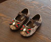 сандальный балет оптовых-Горячие продажи девушки обувь весна осень галстук-бабочка девушки сандалии Баотоу дети детская обувь сладкие дети / принцесса балетная обувь