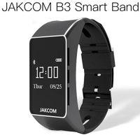 venta de vibradores para hombre. al por mayor-Reloj elegante JAKCOM B3 venta caliente en Relojes inteligentes como el reloj de titanio smatwatch hombres vibradores kit