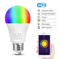 sensor de movimiento infrarrojo bombillas al por mayor-CANAGROW 12W SMD5730 Bombilla Led Sensor de movimiento Lámpara PIR inteligente E26 E27 Encendido / apagado automático Iluminación nocturna infrarroja AC85 ~ 265V