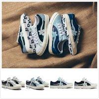 endüstriyel tasarımcılar toptan satış-Yeni Tyler Oluşturan x Bir Yıldız Öküz Golf Le Fleur Endüstriyel Paketi Moda Rahat Ayakkabılar Erkekler için Tasarımcı Sneakers Spor Ayakkabı kadınlar