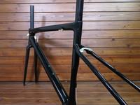 bicicletas de trem taiwan venda por atacado-2019 SL6 NOVA ud terminou quadro de estrada de carbono bicicleta aro de freio a disco ciclismo bicicleta racing frameset + guidão taiwan bicicleta pode ser XDB grátis