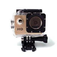 Wholesale mini outdoor waterproof action camera resale online - Outdoor Sport Action Mini Camera Waterproof Cam Screen Color Water Resistant Video Surveillance Underwater Cameraera