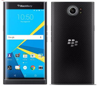 Wholesale android blackberry phone online – Unlocked Original BlackBerry Priv Slider Cellphone Android OS GB RAM GB ROM MP camera Hexa Core Refurbished Cell Phone