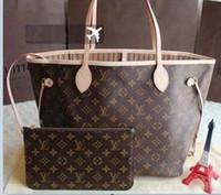 Wholesale wedding handbags free shipping resale online - 2019 new Handbag Men Women Travel Bag Shoulder Bags Crossbody Bags Louis vuitton
