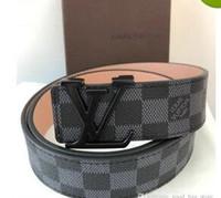 cinturones de castidad masculina de alta calidad al por mayor-Cinturones de alta calidad para los cinturones de diseño de marca para los hombres hebilla de cinturón de castidad masculina cinturones de los hombres de moda superior al por mayor 0052