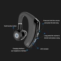 lg telefones celulares venda por atacado-K5 earhook fone de ouvido sem fio bluetooth fone de ouvido com microfone esporte v4.1 telefone handsfree música para xiaomi fones de ouvido telefone