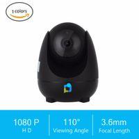 Wholesale mini wi fi network cameras resale online - 1080P Full HD Mini Wireless Wi fi Camera Sucurity IP CCTV Camera Wifi Network Surveillance Smart IRCUT Night Vision Onvif
