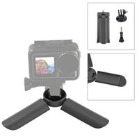 Wholesale mini handheld stabilizer for sale - Group buy Portable Mini Tripod Holder Stick Stabilizer Handheld Gimbal Extension Rod for DJI OSMO ACTION Camera