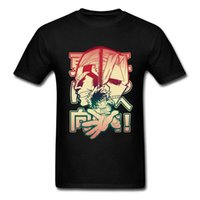 Wholesale cosplay one piece hot online - Hottest Interesting Tshirt Anime Cosplay Print Cotton Men T Shirt Academia Plus Ultra Hero Top Quality One Piece T shirt