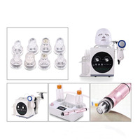 Wholesale facial machine set for sale - Group buy 5678Aqua Facial cleaningl Machine Operating tips set replacement nozzles for oxygen facial skin care machine water Peeling Dermabrasion