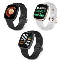 taxa de música venda por atacado-GT103 Relógio Inteligente Monitor de Freqüência Cardíaca de Fitness Rastreador de Controle de Música Esporte Relógio de tela Cheia toque para IOS Android